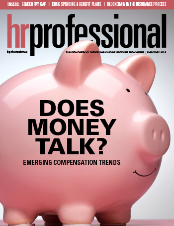 HR Professional February 2018