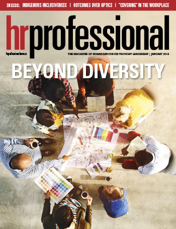 HR Professional January 2018