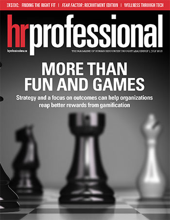 HR Professional Digital Magazine - July 2018