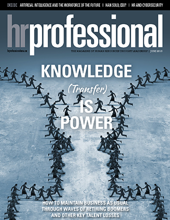HR Professional Digital Magazine - June 2018