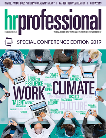 HR Professional Digital Magazine - Special Conference Edition 2019