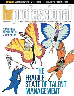 HR Professional February 2013