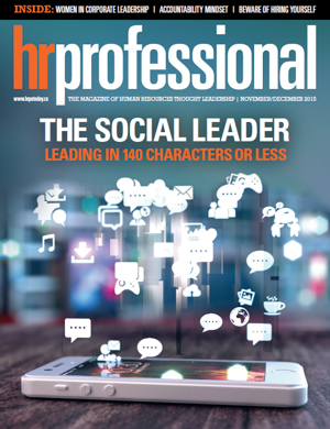 HR Professional | November/December 2015