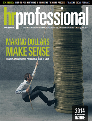 HRPro Cover May/June 2014