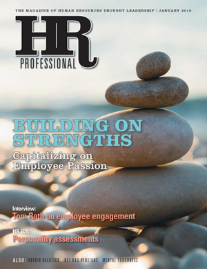 HR Professional January 2010