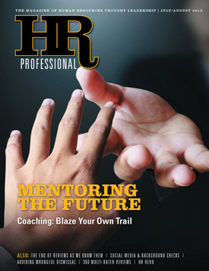 HR Professional July/August 2012