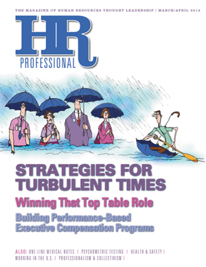 HR Professional March/April 2012