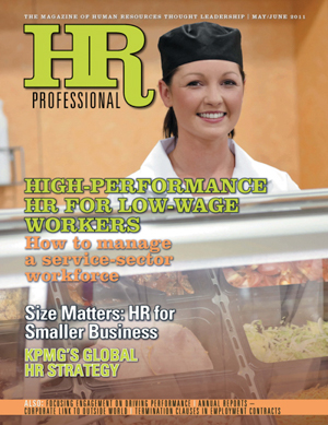HR Professional May/June 2011