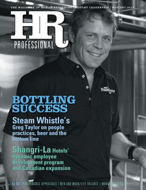HR Professional November/December 2010