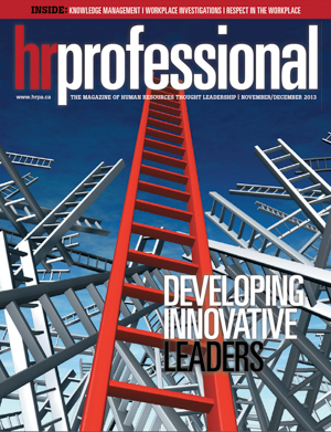HR Professional November 2013