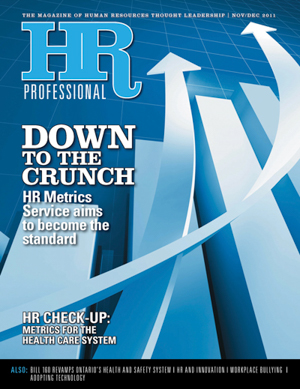 HR Professional November/December 2011