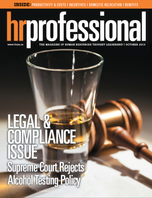 HR Professional October 2013