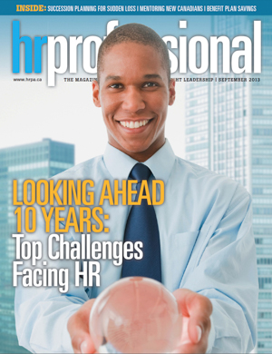 HR Professional September 2013